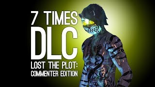 7 DLCs That Literally Lost the Plot: Commenter Edition