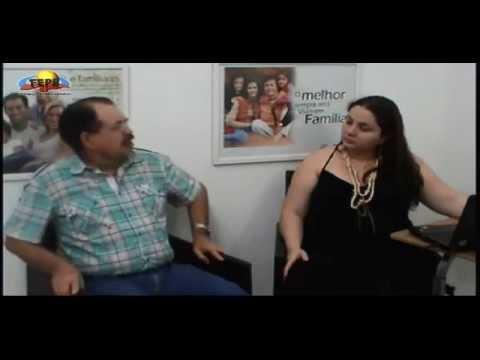 Ponto a Ponto - 25.01.2015 - Comunidades do Caminho  -  Entrevistando Severino Celestino