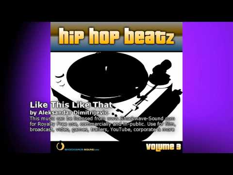 "Royalty Free Music collection: ""Hip Hop Beatz, Vol. 3"""