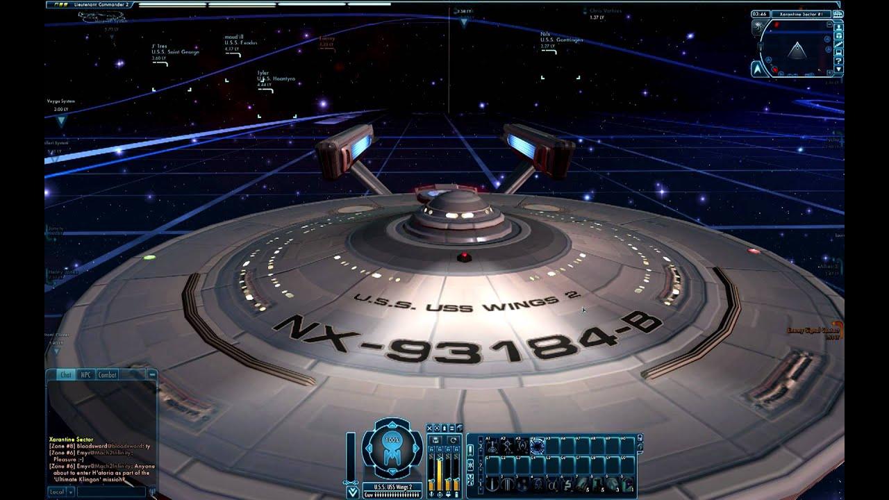 Star Trek Online (expensive) ship name typo