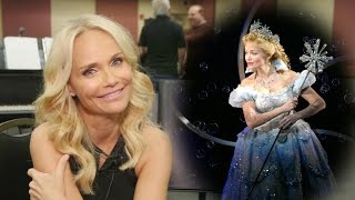 Theater Gone Wrong: In Wicked, Kristin Chenoweth Watched the Spotlight Shine on the Audience