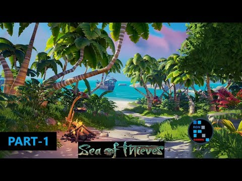 SEA OF THIEVES | WE ARE THE BEST PIRATES OF THE SEA FUN GAMEPLAY#1