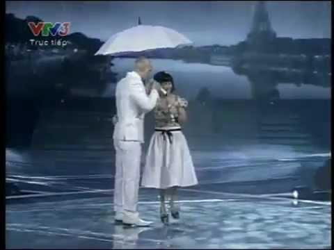 Phan Đình Tùng và Cát Phượng hài hước với Đường xa ướt mưa - CĐHH 2013