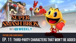 Super Smash Bros. Wii U/3DS Fan Favorite Characters That