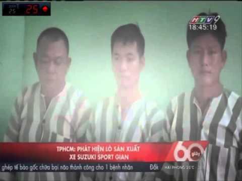 60 Giây Hôm Nay HTV - Ngày 7_10_2015