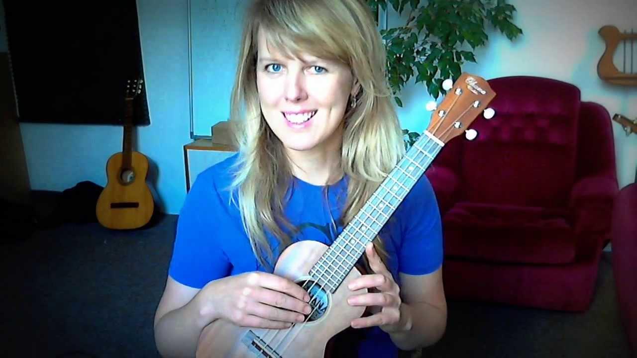 Jak hrt na ukulele