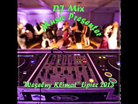 DJ Mix Music Presenter-