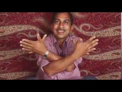 هندي يتفوق على الستاتي ب28 إصبعاً ويعتبر نفسه محظوظاً