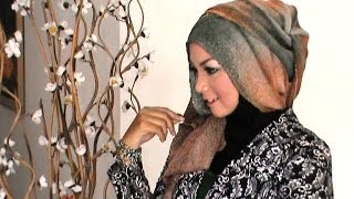 Tutorial Hijab Pesta Modern Dan Simple By Revi