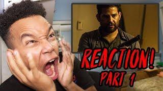 "The Walking Dead Season 8 Episode 3 ""Monsters"" REACTION! (Part 1)"