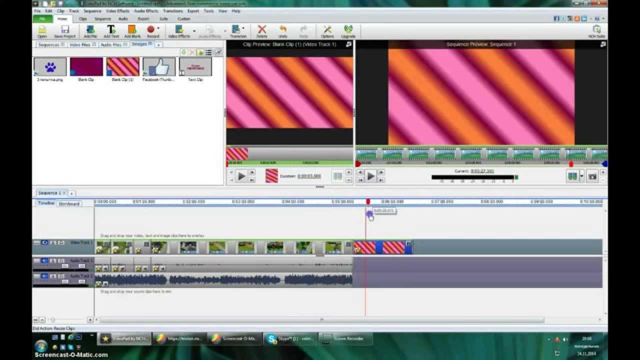 как делать обзор на видео
