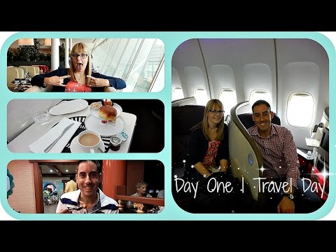 Walt Disney World September 2014 Vlog | Day 1 Travel Day