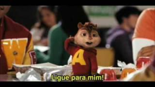 Alvin E Os Esquilos 2 Trailer Oficial Legendado