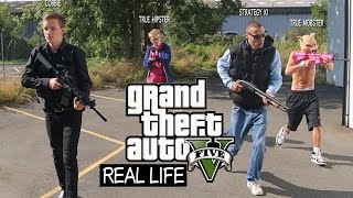 GTA 5 Real Life Online Pt 2