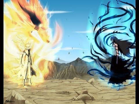 Naruto Uzumaki VS Sasuke Uchiha Final Battle [AMV]- The Reckoning! 2013/2014 (NEW)