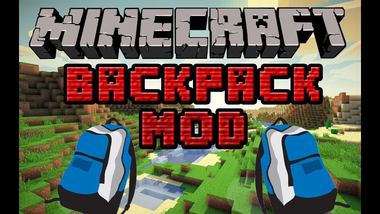 сервера майнкрафт 1.5.2 с модом backpack #11
