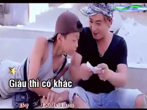 [Karaoke] Giàu Thì Có Khác - Triệu Hải (Full beat)