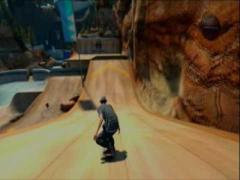 Skate 3 Mega Ramp