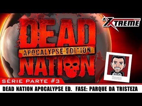 Dead Nation Apocalypse Edition Pra Ps4  Fase #3