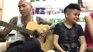 A Phú Lê + Cu Thóc Guitar cực hay (Hà Nội 26.3.2018)