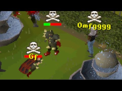 Chris Archie's Pk Commentary #23 (Runescape 2007)