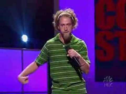 Josh Blue disabled comedian