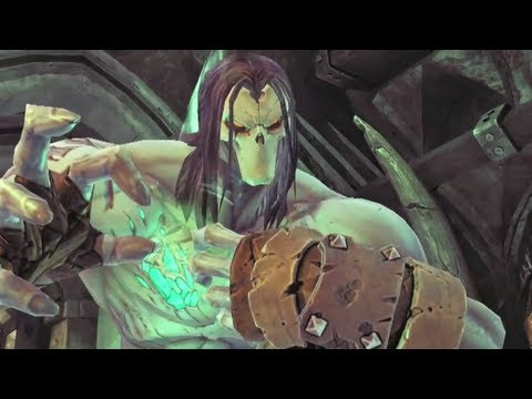 Death's Story - Darksiders II Behind the Mask #3 Video