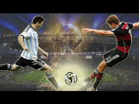 Ver Alemania vs Alemania en VIVO 13/07/2014 Mundial Final