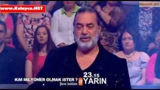Kim milyoner olmak ister 7 haziran 2014 352. bölüm fragmanı Ali Tarhan