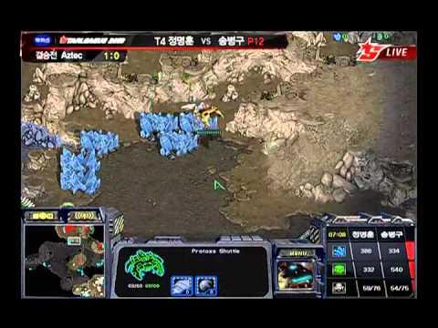 Bacchus2010 OSL  Stork vs Fantasy 2011-01-29  @ Aztec