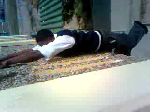 derick falling from school lmbi