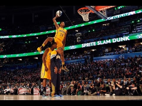 Paul George greatest dunks of all time