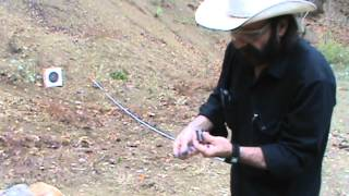 Firing The North American Arms 22 LR Mini Revolver