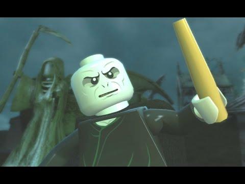 LEGO Harry Potter Years 1-4 Walkthrough Finale - Year 4 - Final Boss & Ending 'Dark Lord Returns'