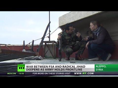 Peace Accord? Syrian Rebel infighting intensifies amid diplomatic talks in Geneva