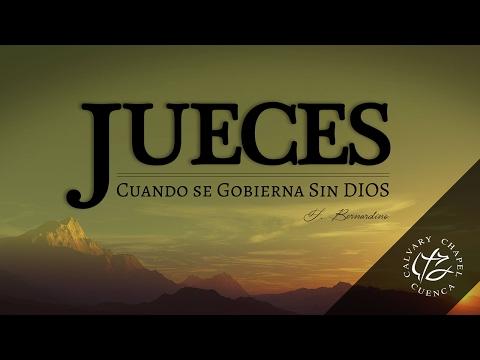GEDEON EL SURGIMIENTO DE UN LIDER (010 JUECES 6:1-16)