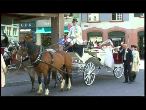Beispiel: Hochzeit im Hotel Basel, Video: Hotel Basel.