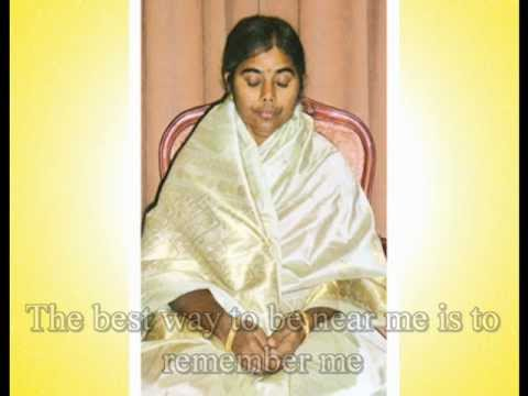 Mutter Meera Bhajan       Om jaya mata meera       Mother Meera