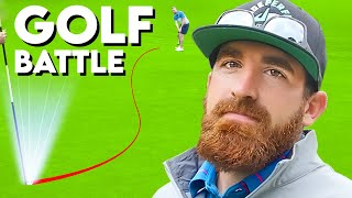 Dude Perfect Play Golf! Tyler, Rick vs Cody, Pete - Burhill Golf Club