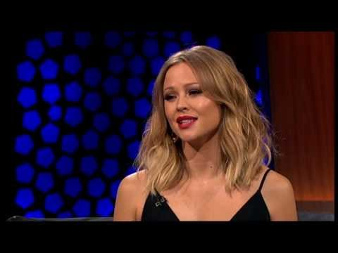 Kimberley Walsh on Louis Walsh and Nadine Coyle | The Late Late Show
