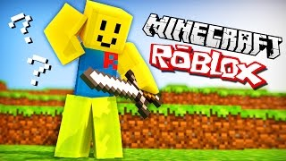 If Roblox Noobs Were In Minecraft!?