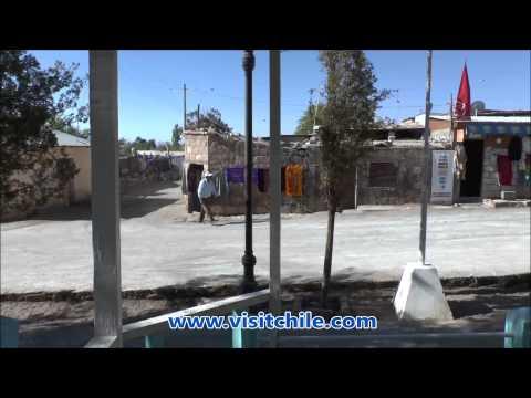 Plaza Pueblo de Toconao