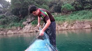 Đánh lưới sông đà