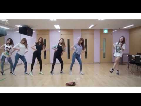 Apink - Mr.Chu - mirrored dance practice video - 에이핑크 미스터 츄