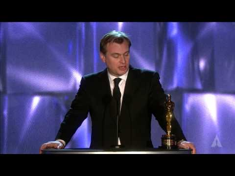 Sci-Tech Awards: Christopher Nolan