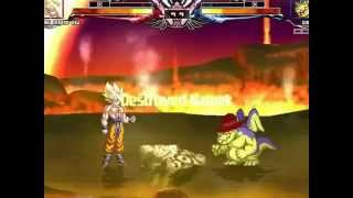 Descargar Dragon Ball Z Mugen 2012