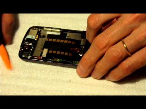 how to repair the power switch of your Nexus one.  PART 2 OF 5