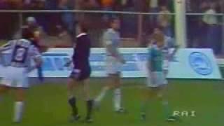 28/09/1983 - Coppa delle Coppe - Lechia Danzica-Juventus 2-3 (fantastico gol di Tavola)
