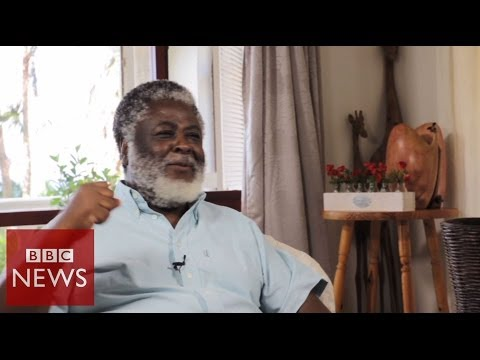 My friend Robert Mugabe - Witness - BBC News