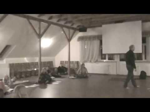 Илья Беляев. Тренинг по йоге и психотехникам (11.2009), ч.10. О дисах. Медитация